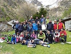 Prima escursione AG 2017